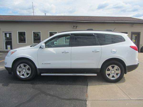 2009 Chevrolet Traverse LT AWD One Owner! 3rd Row Seat!Clean! Warranty