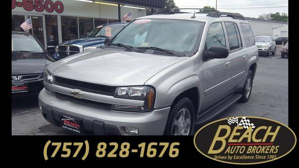 2005 Chevrolet TrailBlazer SUV TrailBlazer Chevrolet