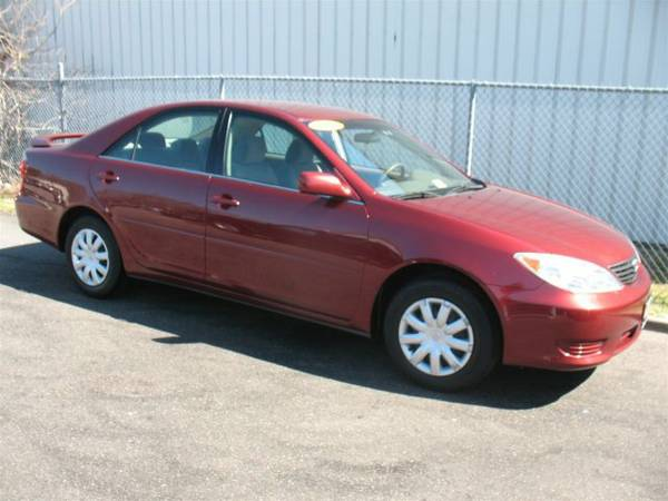 2006 Toyota Camry LE Red ===> WWW.AGAUTO.COM <===