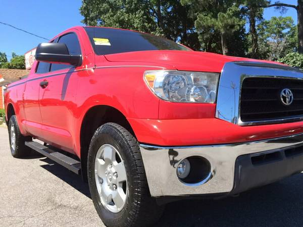 2007 TOYOTA TUNDRA with the TRD PACKAGE