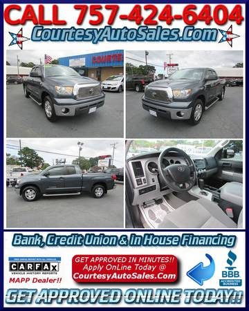 ★2008 Toyota TUNDRA SR5 -- Double-CAB! -- Rear CAM! * Very CLEAN