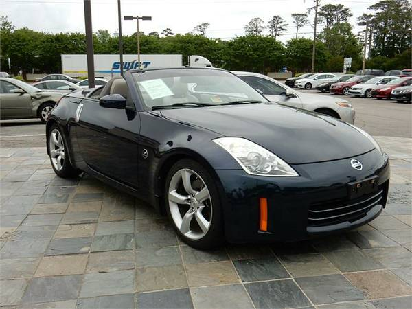 2008 NISSAN 350Z ROADSTER---===***MILITARY $0 DOWN FINANCING!!