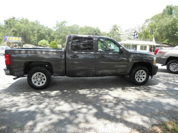 2010 CHEVY SILVERADO 1500 CREW CAB CLEAN!!