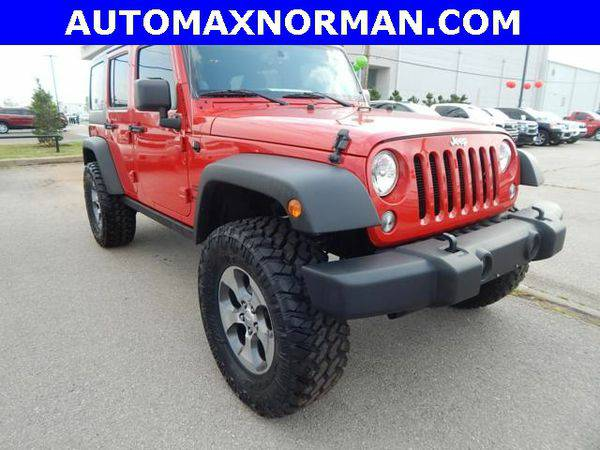 2014 *Jeep* *Wrangler* Unlimited Sport - Call or Text! Financing...