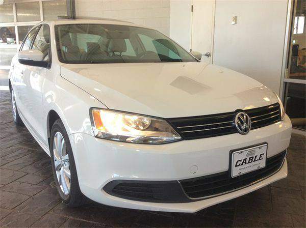 2013 *Volkswagen* *Jetta* 2.5L SE -🔥LOW MONTHLY PAYMENT