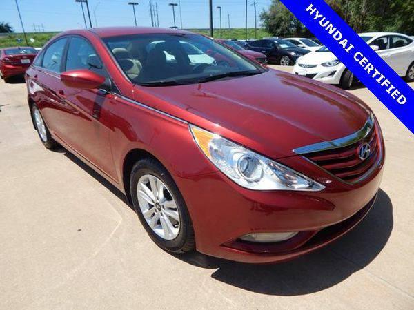 2013 *Hyundai* *Sonata* -Call or Text! Financing Available!