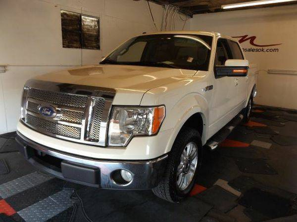 2009 *Ford* *F-150* *F 150* *F150* FX4 Pickup 4D 5 1/2 ft