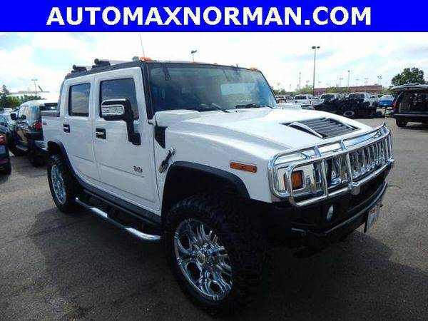 2007 *Hummer* *H2* *SUT* Base - Call or Text! Financing Available