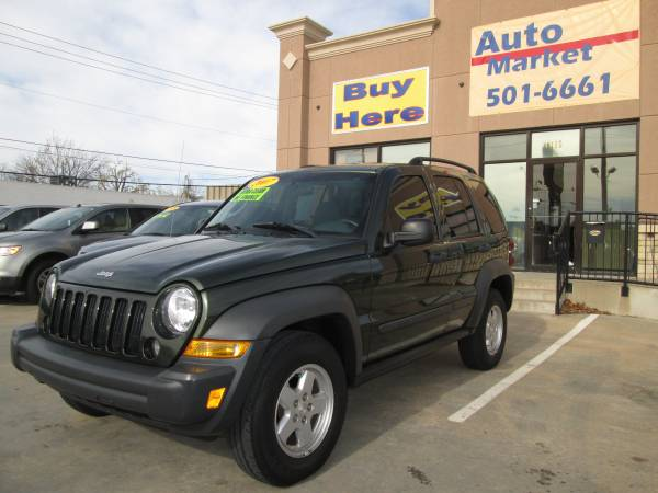 2007 Jeep Liberty Sport - Low Mile