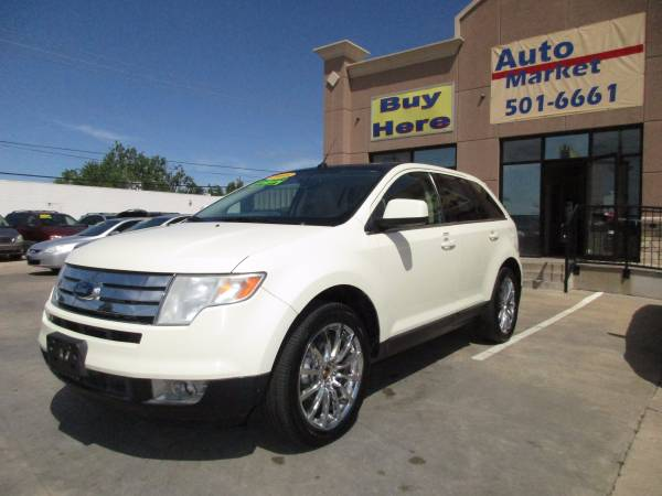 2008 Ford Edge Limited - Panoramic Vista Roof
