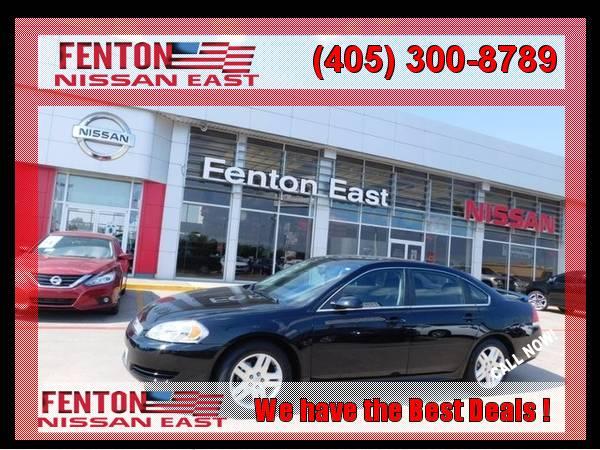 2016 Chevrolet Impala Limited LT * LT * Instant Financing!