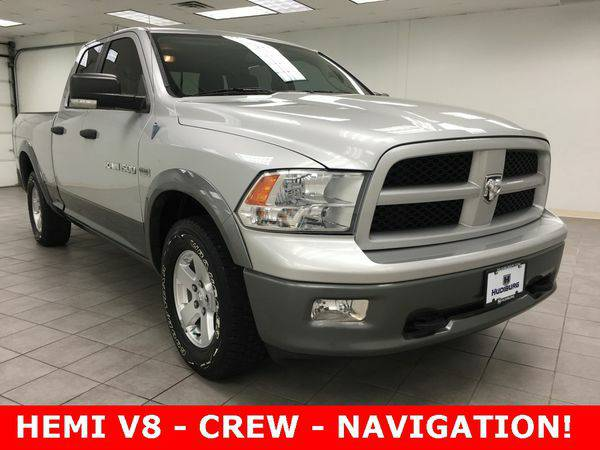 2012 *Dodge* *Ram* *1500* - THE OKC PRICE LEADER!