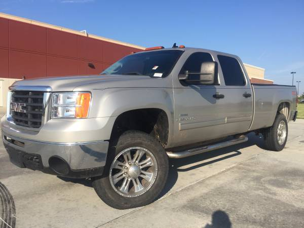 2008 GMC SIERRA Z71 2500HD!! LONG BED!! TOWING PACKAGE!! DUAL CLIMATE!
