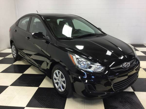 2014 HYUNDAI ACCENT GLS FACTORY WARRANTY!! LOW MILES!!
