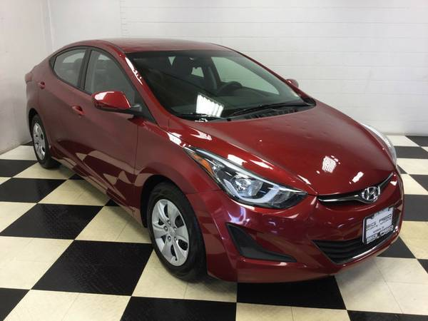 2016 HYUNDAI ELANTRA SE ONLY 23K MILES! GREAT CONDITION!