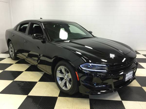 2016 DODGE CHARGER ONLY 15K MILES! LOADED BAD BOY! FACTORY WARRANTY!