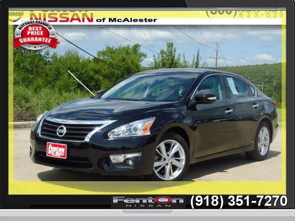 2014 Nissan Altima 2.5 SL 24 Hour Liquidation! CALL NOW!