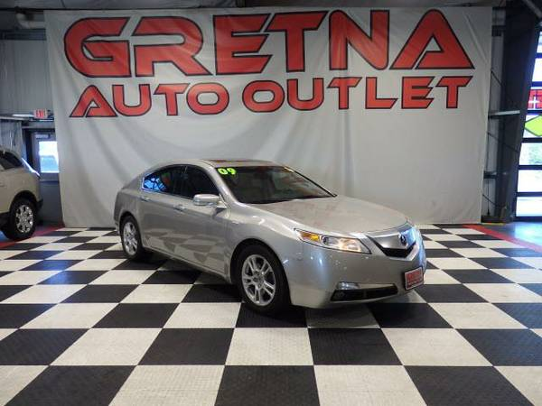 2009 Acura TL HEATED LEATHER ONLY 91K MOONROOF BLUETOOTH LOADED