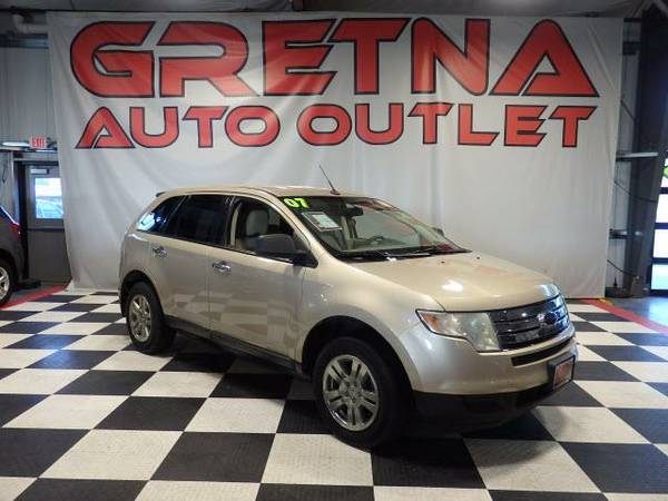 2007 Ford Edge SE LOW MILES ONLY 93K IMMACULATE SUV LOADED
