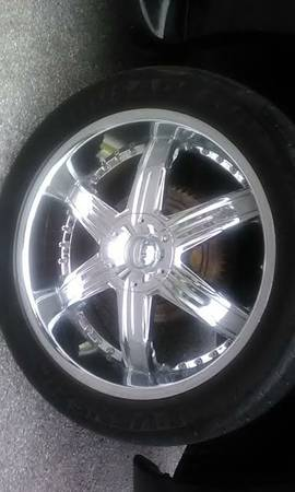 2000 Cadillac Escalade With 22 Inch RIMS ~ NICE MUST SEE