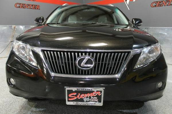 2012 LEXUS RX 350 AWD - PRICE REDUCED!!