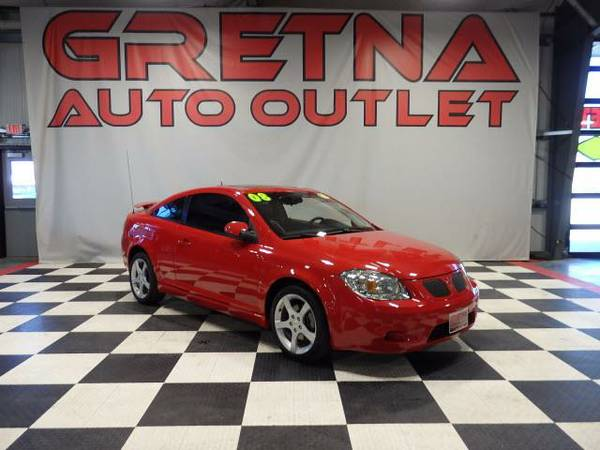 2008 Pontiac G5 GT COUPE HEATED LEATHER MOONROOF ONLY 81K