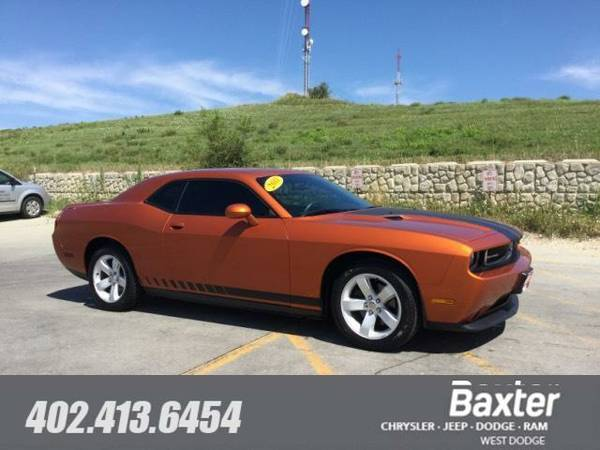 2011 Dodge Challenger Base Coupe LCDH22