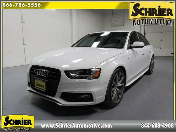 2015 Audi S4 - Be A Schrier Buyer!!