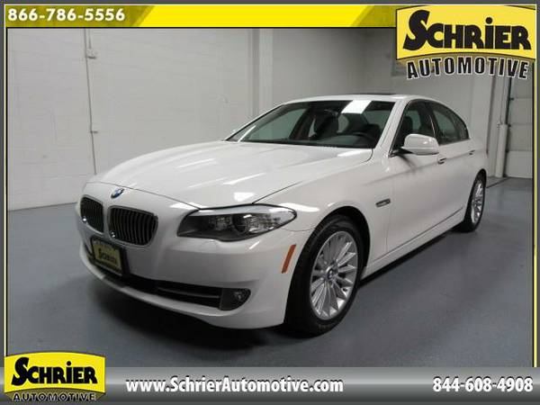 2013 BMW 5 Series - Be A Schrier Buyer!!