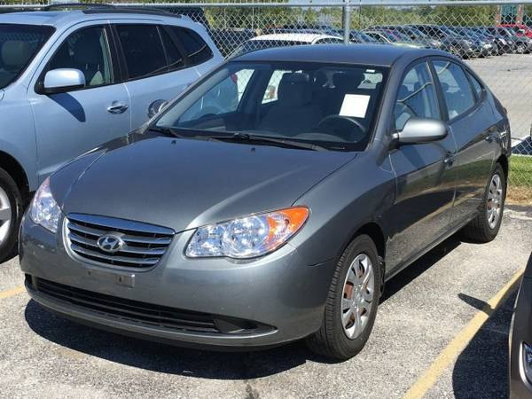 2010 Hyundai Elantra Sedan Blue 39,308 miles only