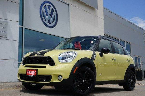 2012 MINI Cooper Countryman AWD 4dr S ALL4 4dr Car AWD 4dr ALL4