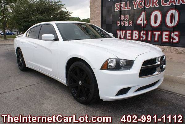 2013 DODGE CHARGER SXT NAV LEATHER HEATED SEATS PUSH BUTTON START