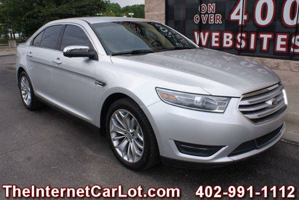 2014 FORD TAURUS LIMITED LEATHER HEATED COOLED SEATS BLUETOOTH
