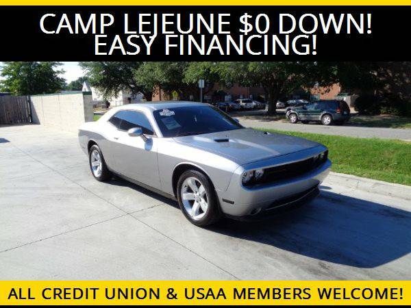 ★2013 Dodge Challenger SXT 1 OWNER★$0 DOWN MILITARY...