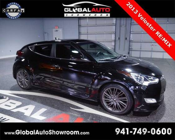 2013 *Hyundai* *Veloster* RE:MIX *Over 100 in Stock-Indoor...