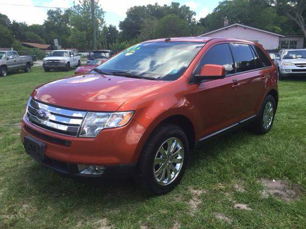 2007 *Ford* *Edge* SEL Plus -EVERY BODY GETS APPROVED!