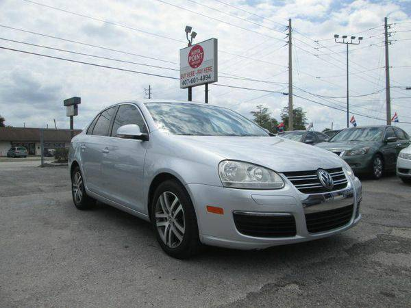 2006 *Volkswagen* *Jetta* 2.5 4dr Sedan w/Automatic