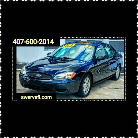 reliable ford Taurus se