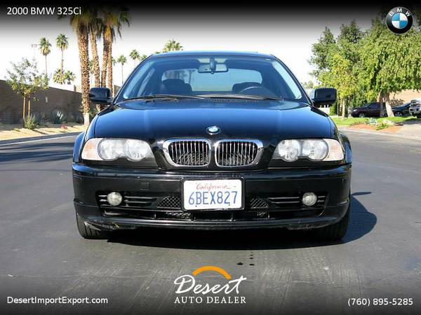 CLEAN TITLE ! 2000 BMW 325Ci is the BEST DEAL IN TOWN