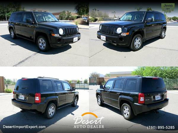 2007 Jeep Patriot Sport 4X4 81,000 MILES CLEAN TITLE SUV in GREAT...