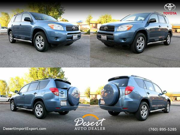 This 2008 Toyota RAV4 76,000 MILES is the BEST DEAL IN TOWN