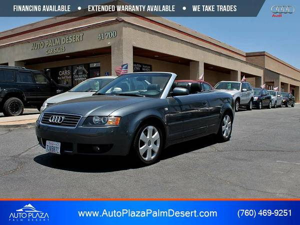 *2006* *Audi* *A4 A 4 A-4 1.8T 1.8 T 1.8-T* $220 /mo 59,000 miles