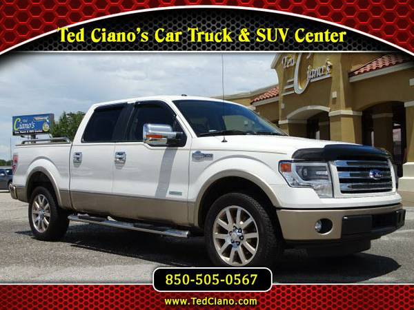 2014 Ford F-150 King Ranch ~FULLY LOADED!! MANS TRUCK!!
