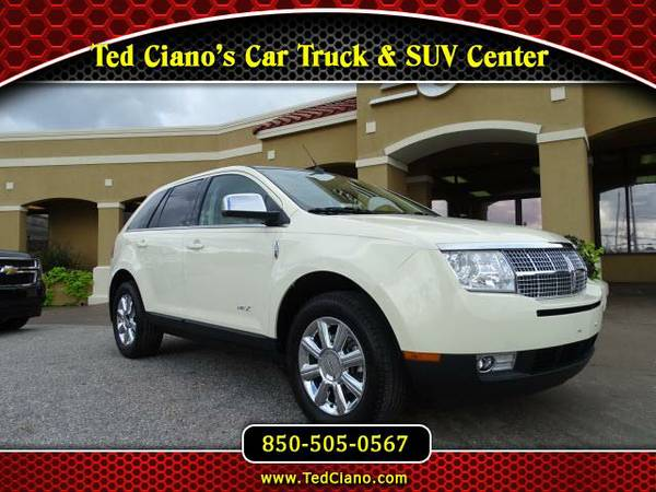2008 Lincoln MKX ~ Loaded Luxury!! Diamond White!!