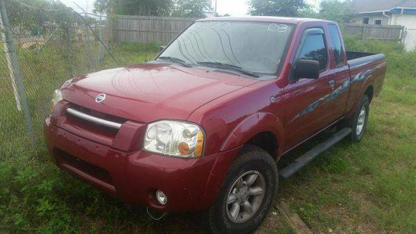 2003 *NISSAN* *FRONTIER* KING CAB XE