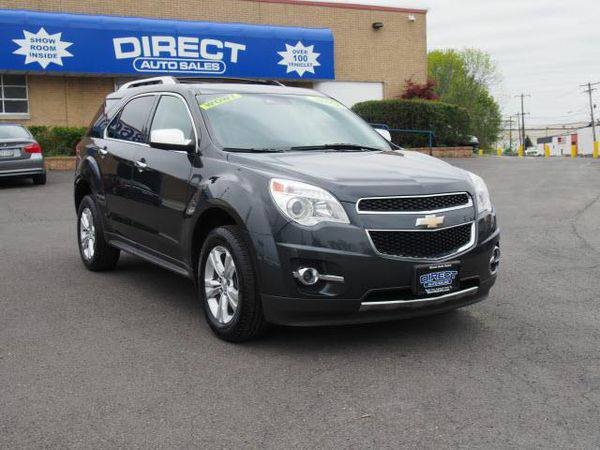2013 *Chevrolet* *Equinox* LTZ 4dr SUV - $395 and DRIVE! Call or Text