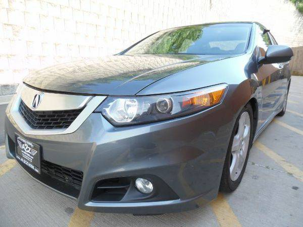 2010 *ACURA* *TSX* 5-Speed AT with Tech Package Guaranteed Credit...