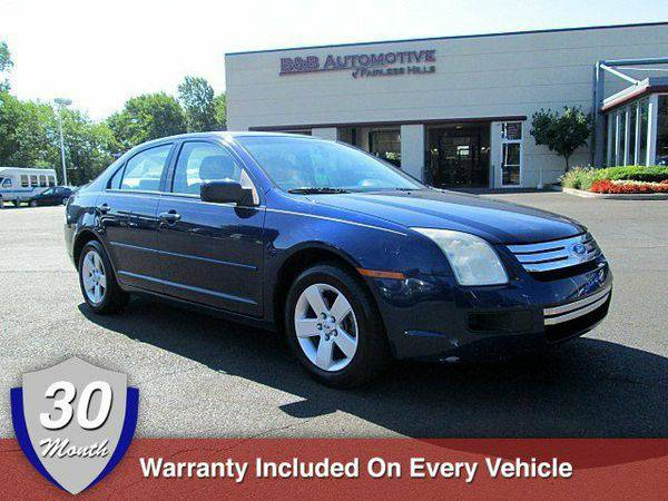 2006 *Ford* *Fusion* SE BUY HERE PAY HERE Down Payment --->