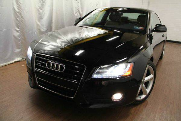 2009 *Audi* *A5* quattro AWD 2dr Coupe 6A