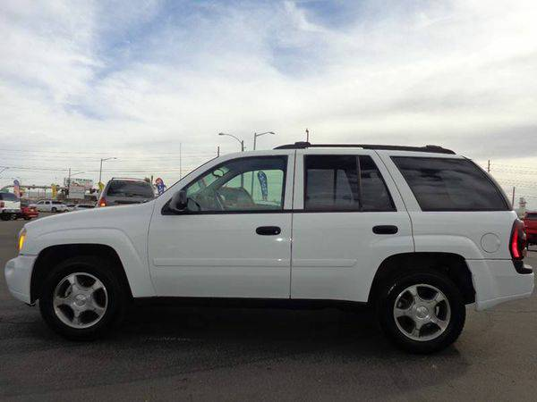 2008 *Chevrolet* *TrailBlazer* LS Fleet1 4x2 4dr SUV -BAD CREDIT? NO...
